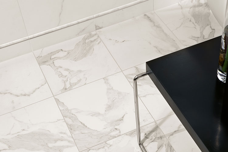 United Tile Calacatta Porcelain